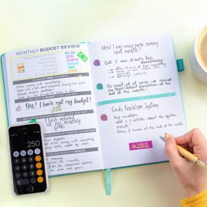Clever Fox Budget Planner - Expense Tracker Notebook. Monthly Budgeting Journal, Finance Planner & Accounts Book to Take Control of Your Money. Undated - Start Anytime