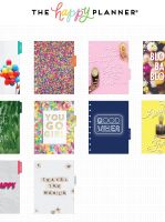 Classic Happy Planner® – Sprinkle Kindness – 18 Months (2019-2020)