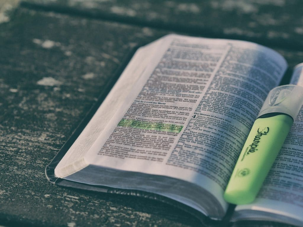 Best Bible Highlighters