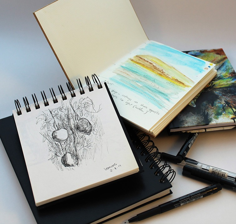 best sketchbooks for drawing