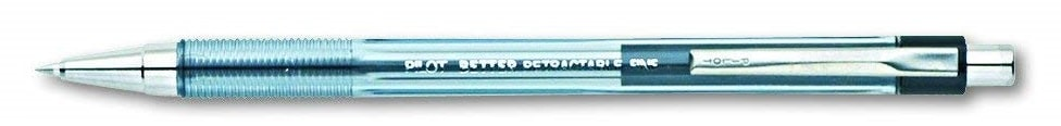 Pilot The Better Retractable Ballpoint Pens, Fine Point, Dozen Box