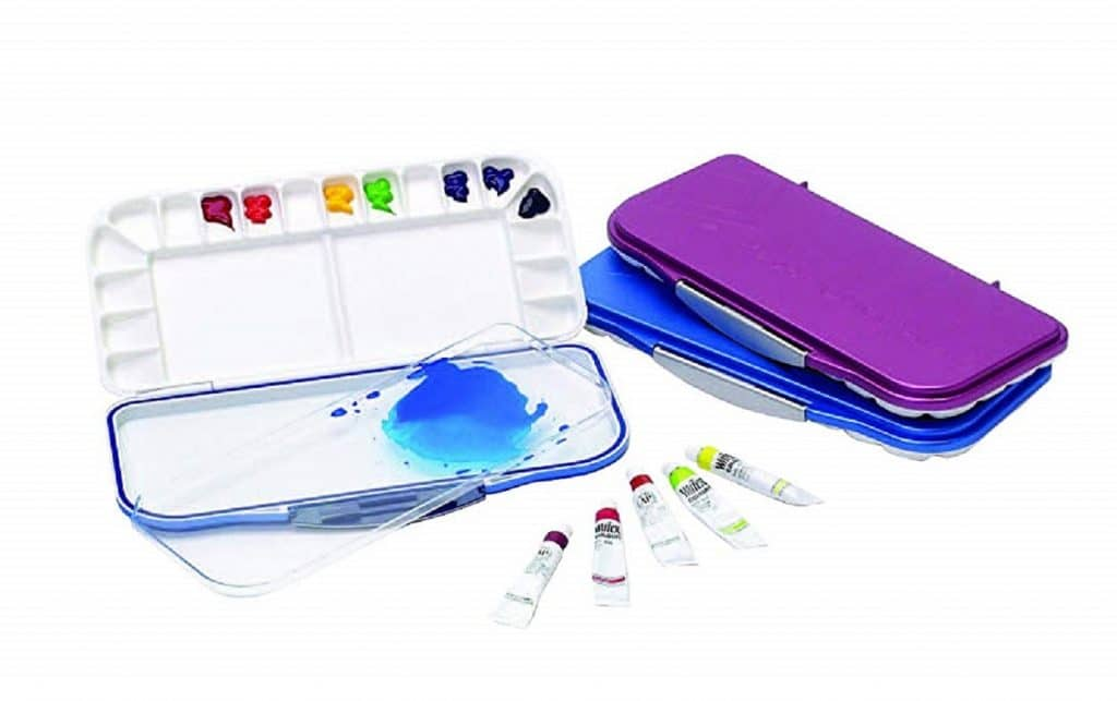 best portable watercolor palette