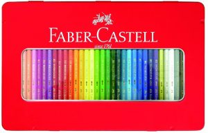 best watercolor pencils for coloring books