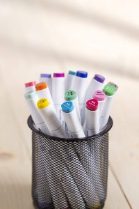 refillable alcohol based markers