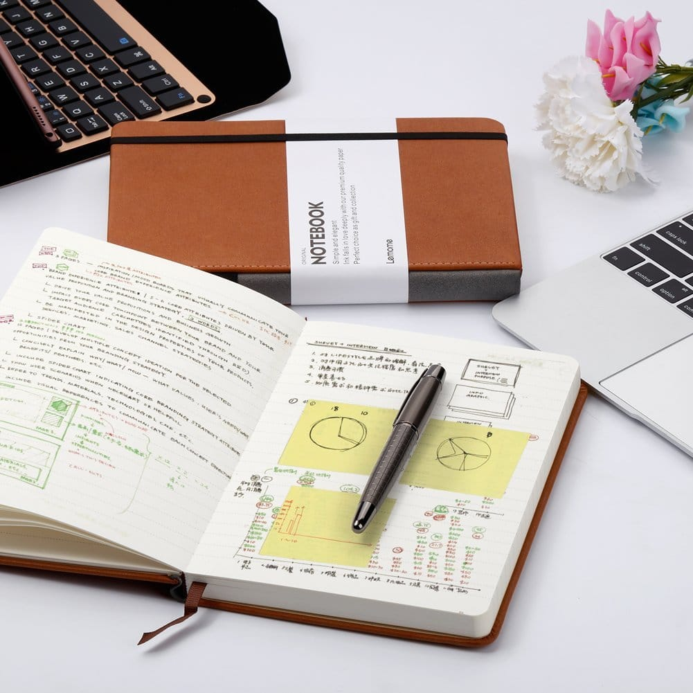 best notebooks for writing notes