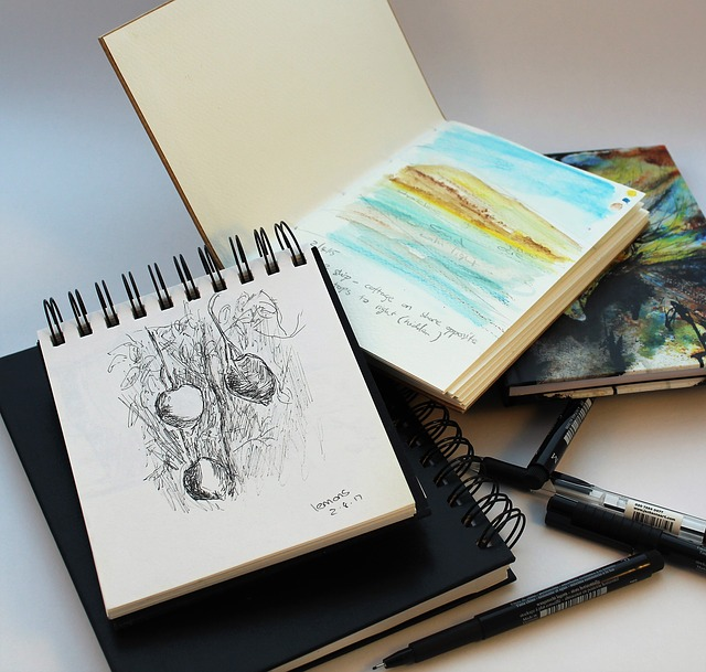 best mixed media sketchbooks