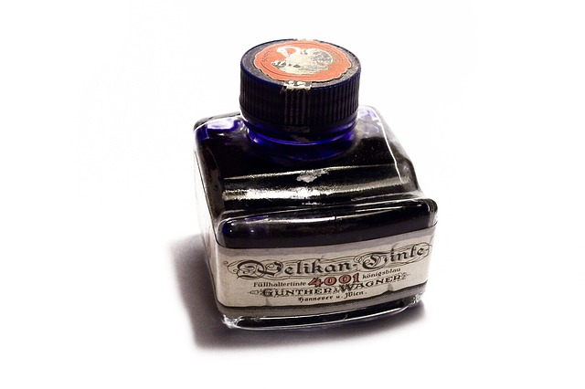 best blue fountain pen inks