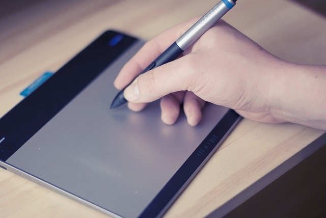 best graphics tablets for photo editing