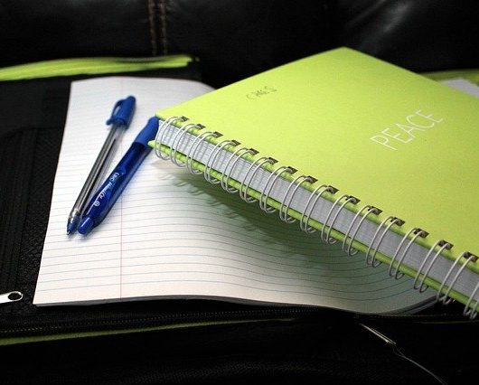 best notebook for college math