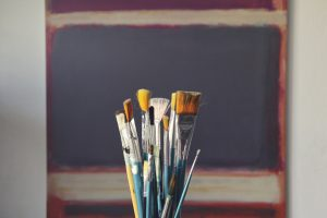 best acrylic paint brushes for artists