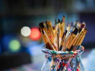 best artist brushes for oil painting